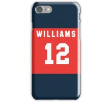 Sonny Bill Williams iPhone Case iPhone Case/Skin