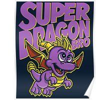 Super Dragon Bro Poster