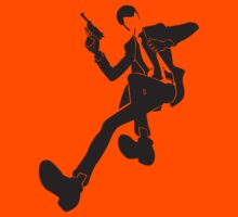 Lupin III by the-minimalist