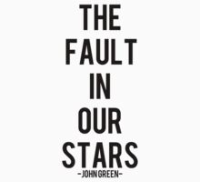The Fault in Our Stars by ItsJeff