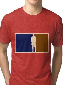 Han solo outline Tri-blend T-Shirt