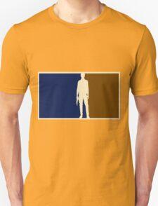 Han solo outline Unisex T-Shirt