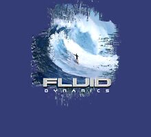 fluid dynamics Unisex T-Shirt