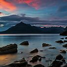 Last light at Elgol by Fraser Ross