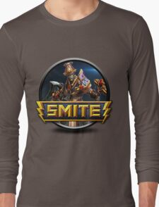 Smite Osiris Logo Long Sleeve T-Shirt