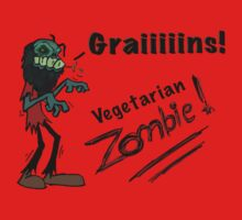 Zombie Grains by dagbar