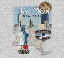 new york by redboy