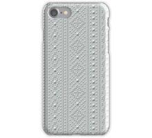 Studded Southwest Stripe on Slate Green Mist 2@50 iPhone Case/Skin