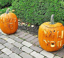 Pumpkin Proposal by Monnie Ryan
