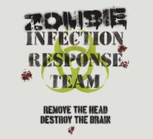 Zombie Infection Response by Rob Goforth