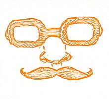 Moustachio by Bunnydean