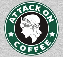 Attack on Coffee by Oathkeeper9918
