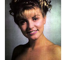 Laura Palmer by PixelStitches