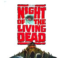 night of the living dead  by claritykiller