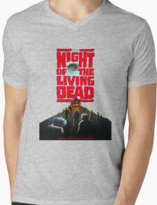night of the living dead  Mens V-Neck T-Shirt