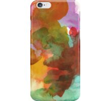 Watercolour IV iPhone Case/Skin