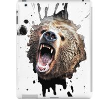 grizzley  iPad Case/Skin