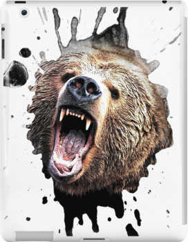 grizzley  by arteology