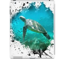 honu iPad Case/Skin