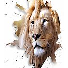 lion by arteology