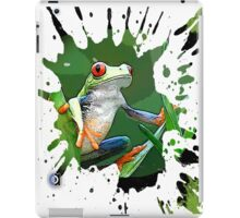 tree frog iPad Case/Skin