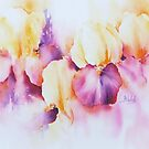 Iris Explosion by Bev  Wells