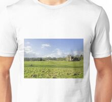 A Riverside Meadow at Mapleton Unisex T-Shirt