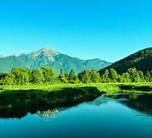 Peaceful beauty by Jean Poulton