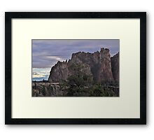 Smith Rock SP Framed Print
