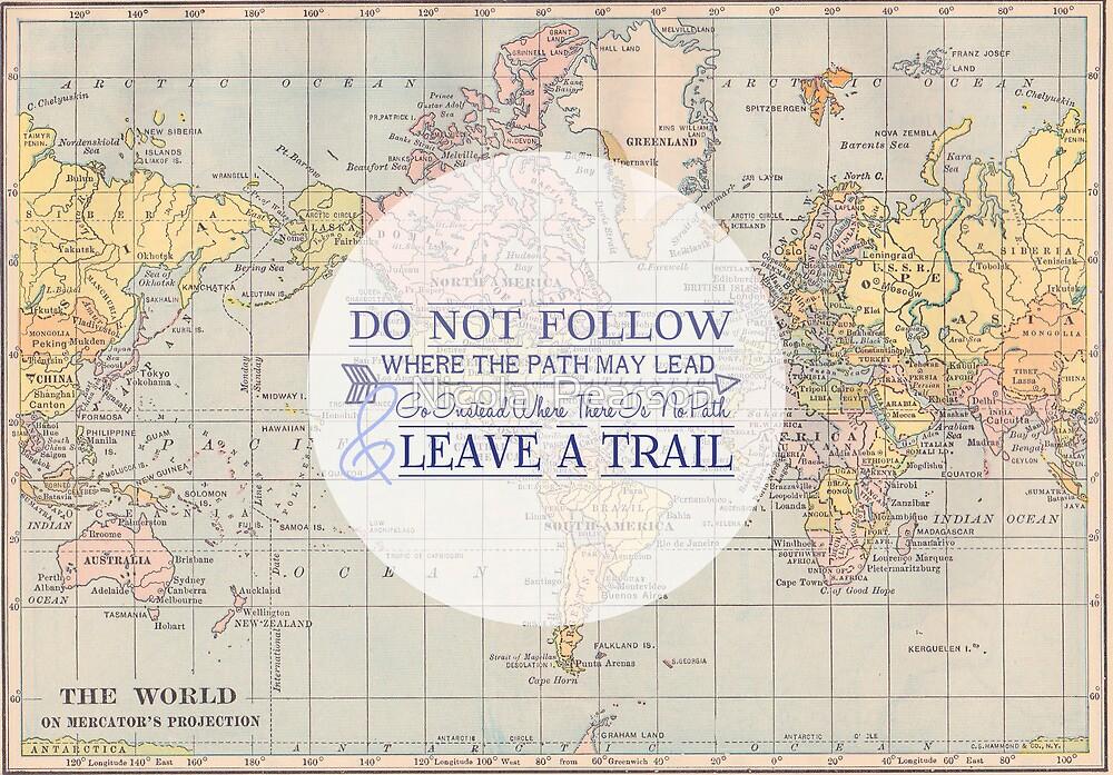 Do Not Follow by Nicola  Pearson