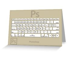 Photoshop Keyboard Shortcuts Brwn Tool Names Greeting Card