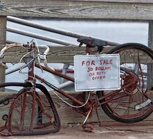 Bicycle For Sale by Richard Bean