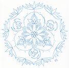 Trinity & Open Sky Mandala by Daniel ML