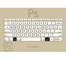 Photoshop Keyboard Shortcuts Brwn Opt Photographic Print