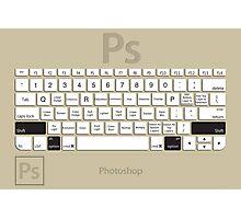 Photoshop Keyboard Shortcuts Brwn Opt+Shift Photographic Print
