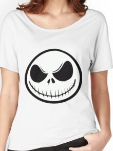 Jack Skellington Tee Women's Relaxed Fit T-Shirt
