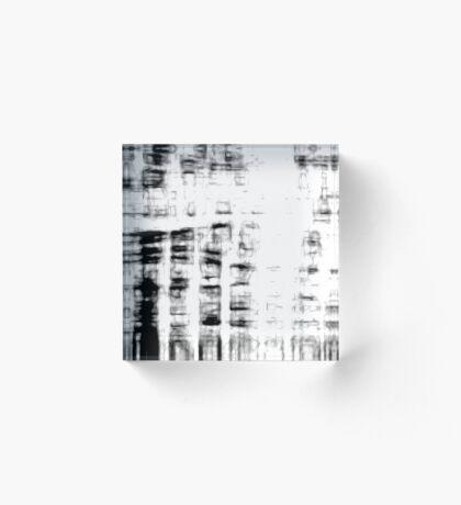 Sounding Acrylic Block