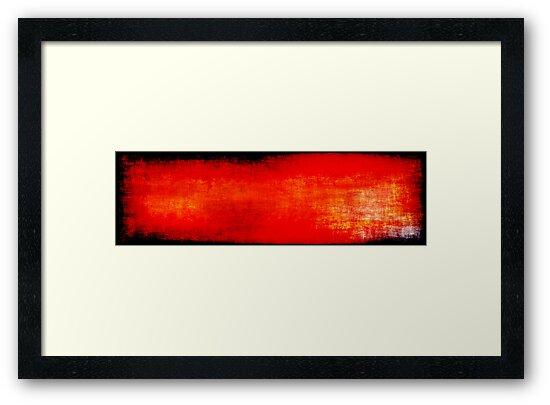 Tones of Red by Benedikt Amrhein