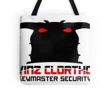 Clortho Security Tote Bag