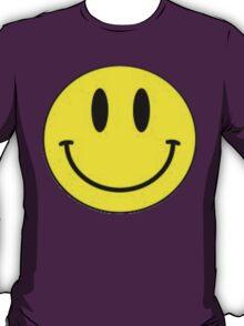 Smiley Face Tshirt T-Shirt