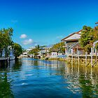Key Largo Canal 3 by Chris Thaxter