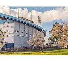 Centenario Stadium Facade, Montevideo - Uruguay Photographic Print