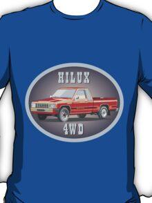 Toyota Hilux T-Shirt