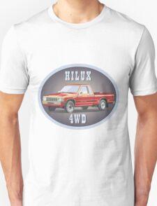 Toyota Hilux Unisex T-Shirt