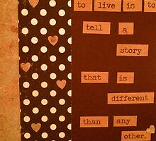 Tell a story by edwinabelle