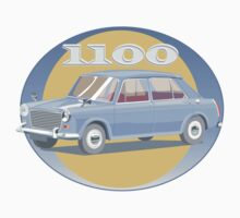 Morris 1100 by contourcreative