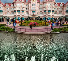 Disneyland Paris by FelipeLodi