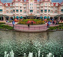 Disneyland Paris by FelipeLodi