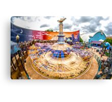 Aladdin Ride Canvas Print