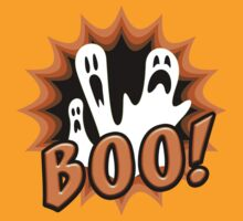 Boo (Ghosts) by magiktees